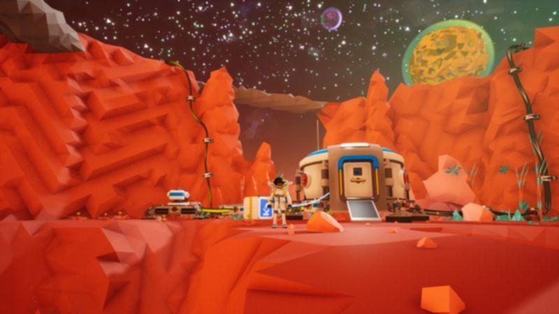 异星探险家手机游戏最新版(ASTRONEER)图5: