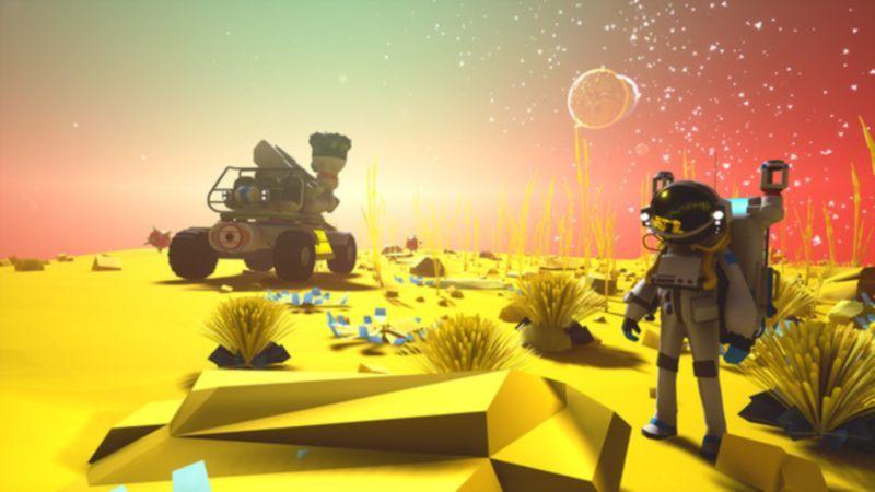 异星探险家手机游戏最新版(ASTRONEER)图4: