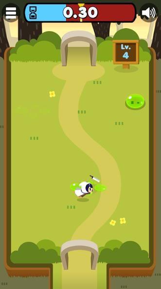 暗杀P某游戏中文手机版下载(Slime Slasher)图4: