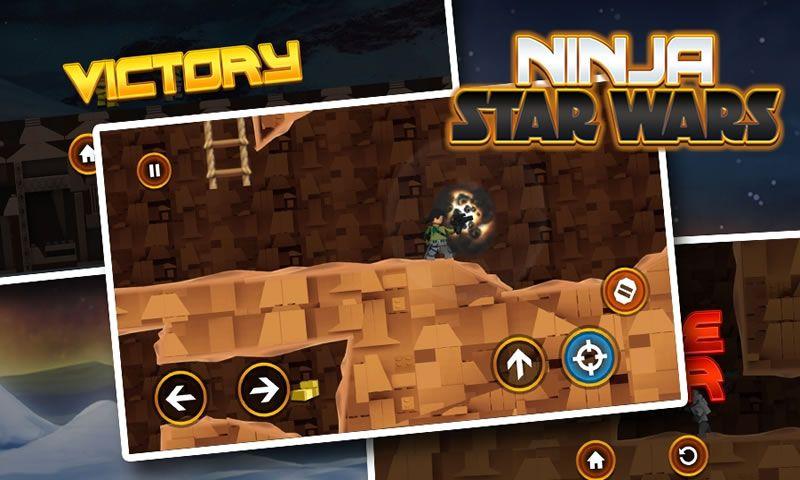 忍者的战争手机游戏最新正版下载图3: