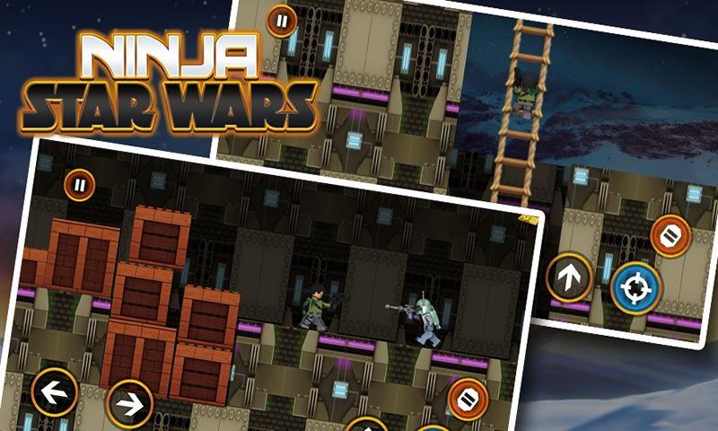 忍者的战争手机游戏最新正版下载图2: