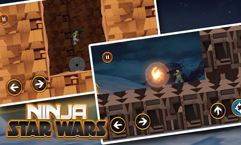 忍者的战争手机游戏最新正版下载图1: