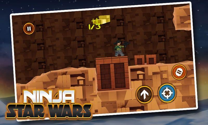 忍者的战争手机游戏最新正版下载图4: