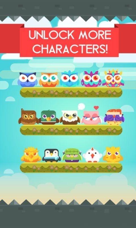 跳跃猫头鹰手机游戏最新正版下载图4: