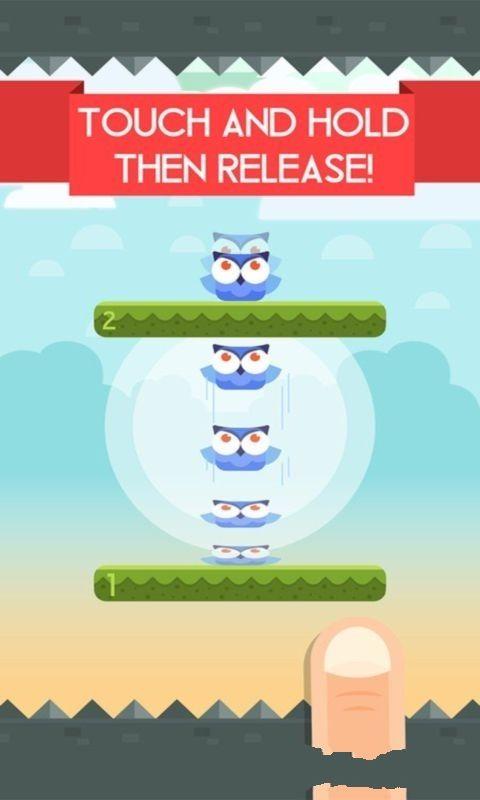 跳跃猫头鹰手机游戏最新正版下载图1: