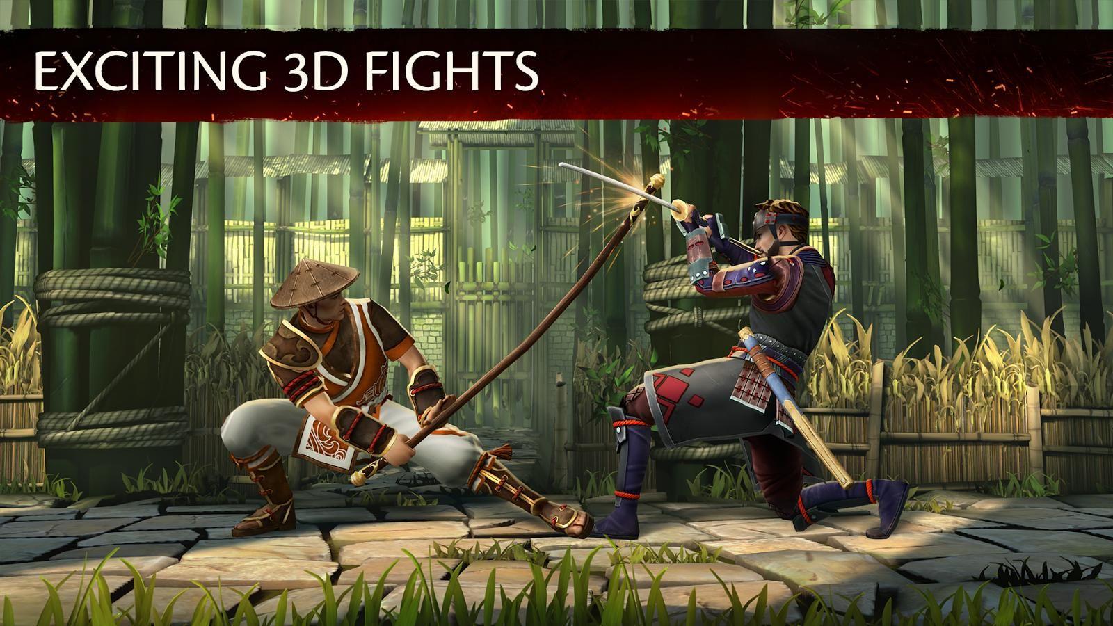 暗影格斗3手机游戏最新版下载中文版图2:
