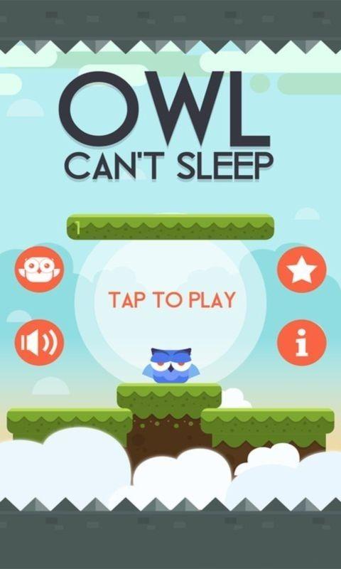 跳跃猫头鹰手机游戏最新正版下载图3: