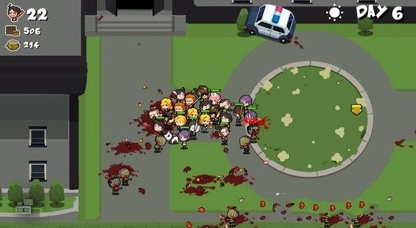 奔跑吧僵尸的食物游戏电脑端pc版安装包下载(附攻略)图1: