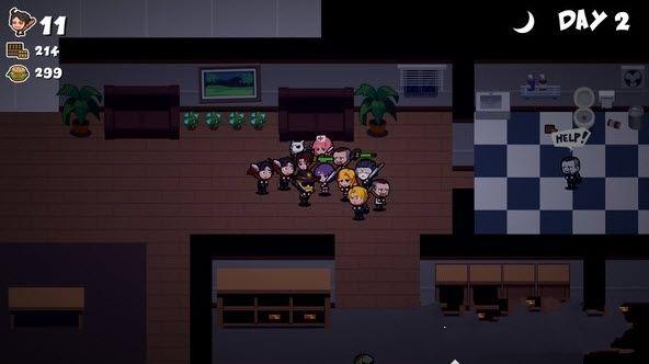 奔跑吧僵尸的食物游戏电脑端pc版安装包下载(附攻略)图3: