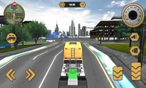 欧洲卡车模拟3D安卓中文版游戏图3: