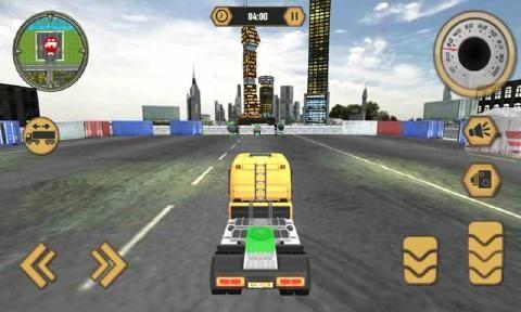 欧洲卡车模拟3D安卓中文版游戏图4: