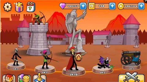 我是弓箭手手机游戏最新正版下载图2: