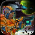 战争狗射手空间攻击游戏