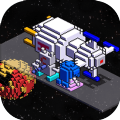 弹珠星舰指挥游戏