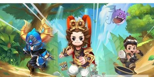 王者之战英雄传奇安卓官方版游戏下载图1: