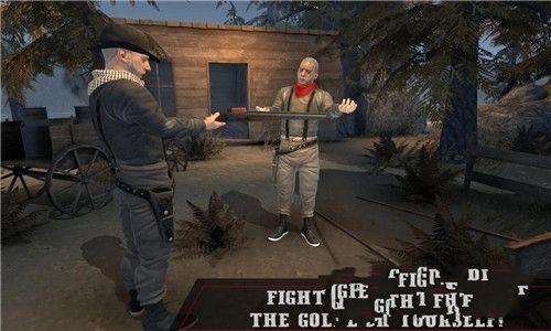 西部黑帮的救赎赏金猎人手机游戏最新版图1: