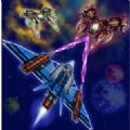 太空反击游戏
