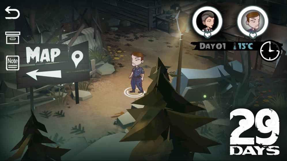 29天手机游戏最新版(29Days)图4: