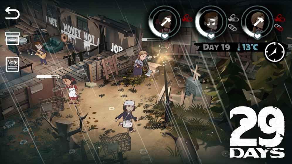 29天手机游戏最新版(29Days)图2: