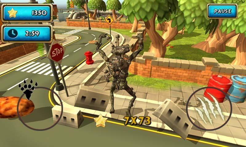 怪物屠城手机游戏最新正版下载 v1