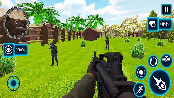 突击队任务狙击手射击2官方网站下载安卓版游戏图5:
