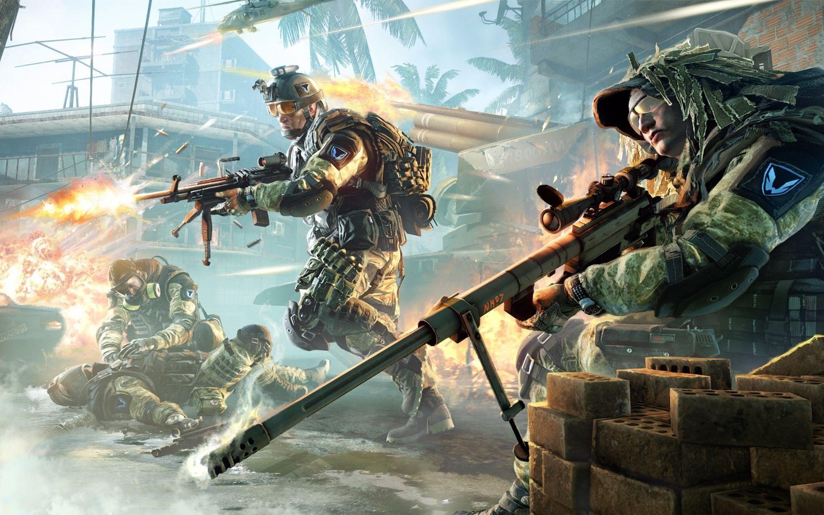 枪神对决游戏官方网站下载正式版图1: