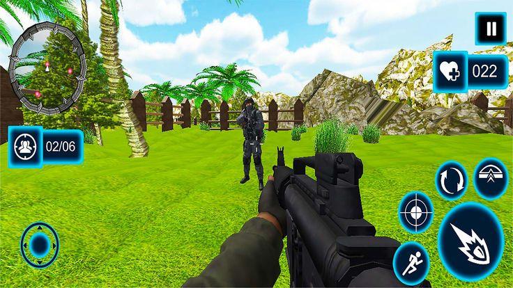 突击队任务狙击手射击2官方网站下载安卓版游戏图3: