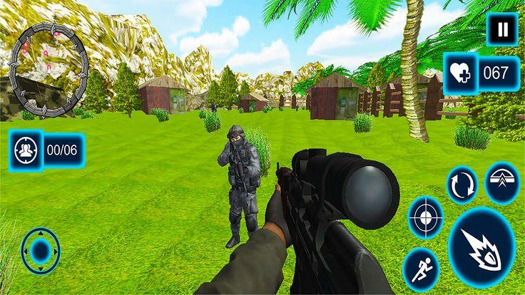 突击队任务狙击手射击2官方网站下载安卓版游戏图7: