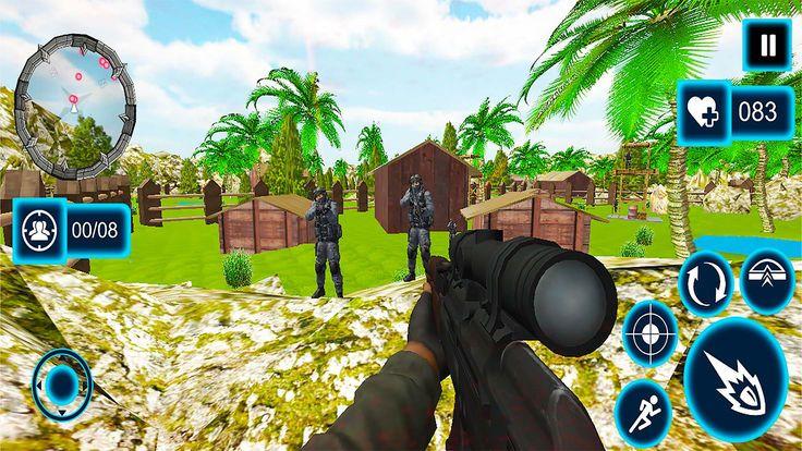 突击队任务狙击手射击2官方网站下载安卓版游戏图1: