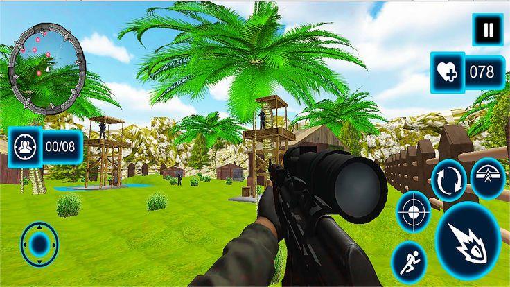 突击队任务狙击手射击2官方网站下载安卓版游戏图4: