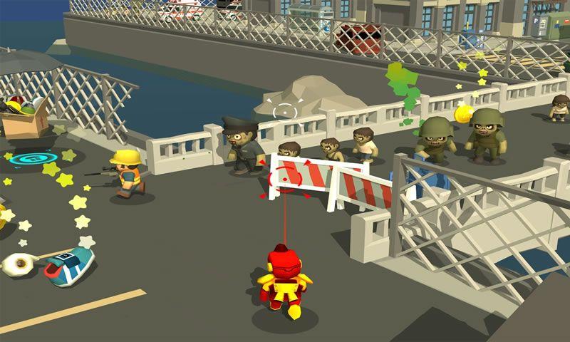 僵尸公园IOv2.0.3最新官方中文版下载图4: