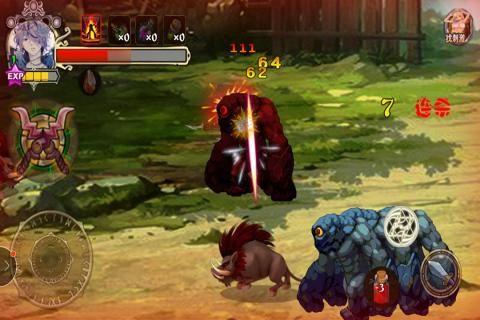 神龙猎手安卓官方版游戏下载图1: