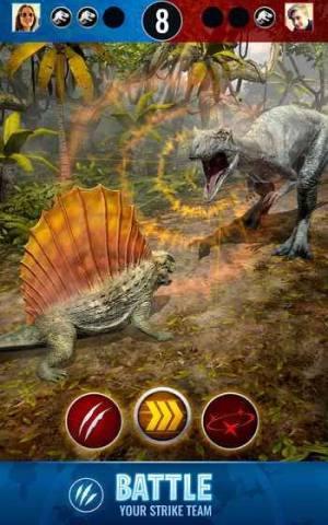 侏罗纪世界Alive游戏图2