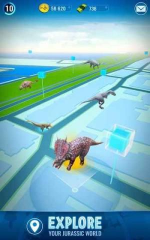 侏罗纪世界Alive游戏图5