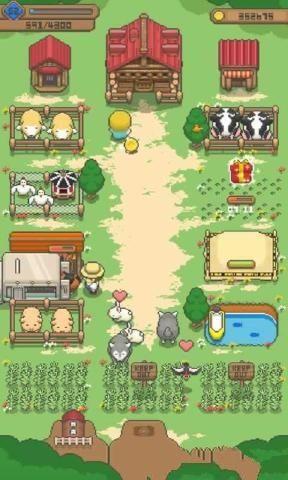 迷你像素农场游戏安卓版下载图3: