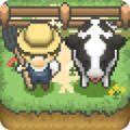 迷你像素农场游戏