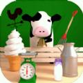 逃脱牛奶农场游戏