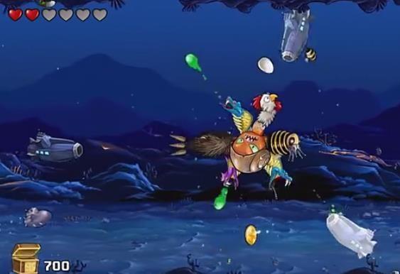 小熙解说愤怒的章鱼手机游戏最新版下载图4: