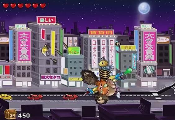 小熙解说愤怒的章鱼手机游戏最新版下载图1: