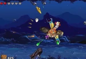 愤怒的章鱼最新版图5