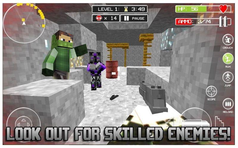 生存狩猎游戏2安卓官方版游戏下载图5: