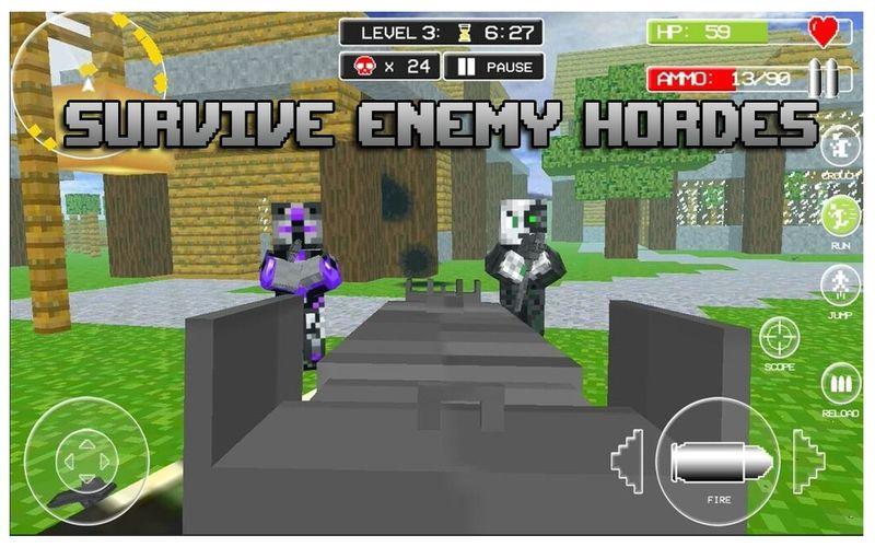 生存狩猎游戏2安卓官方版游戏下载图4: