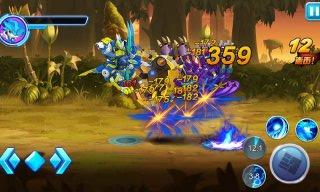 斗龙战士之神兵归来游戏安卓手机版下载图5: