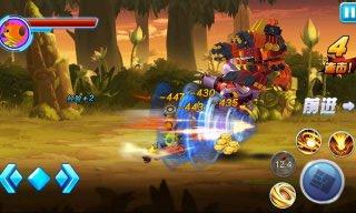 斗龙战士之神兵归来游戏安卓手机版下载图2: