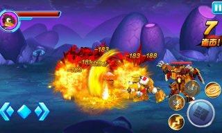 斗龙战士之神兵归来游戏安卓手机版下载图4: