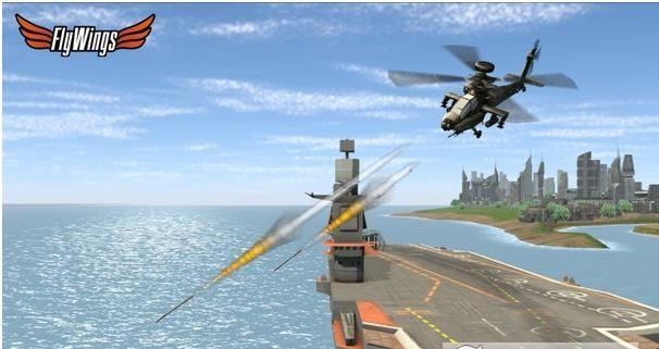 全球营救直升机安卓官方版游戏下载图2: