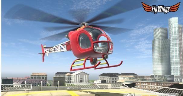 全球营救直升机安卓官方版游戏下载图1: