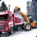 3D冬季装载机模拟安卓版