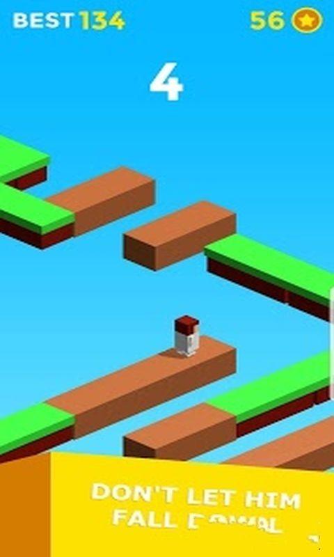 像素运行手机游戏最新正版下载图1: