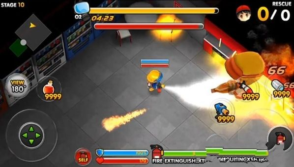 X消防员安卓官方版游戏下载图3: